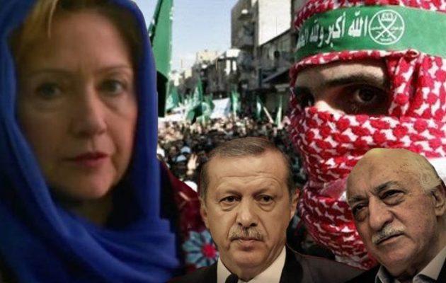 Ποια είναι η Μουσουλμανική Αδελφότητα – Οι ρόλοι Ερντογάν, Γκιουλέν και Χίλαρι