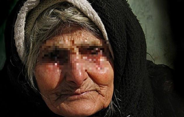 Αλβανοί λήστεψαν ανυπεράσπιστη 90χρονη αφού πρώτα τους έκανε το τραπέζι!