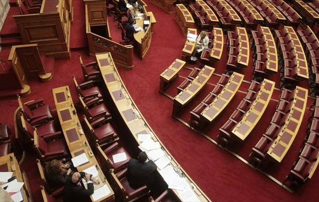 Συγκροτήθηκε η Κ.Ο. των ανεξάρτητων βουλευτών