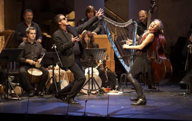 Η L΄ Arpeggiata για μία εμφάνιση στο Μέγαρο Μουσικής Αθηνών