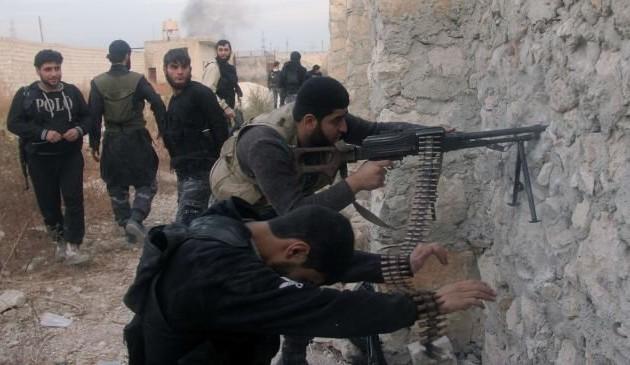 Βλήμα όλμου έπεσε στην πρεσβεία της Ρωσίας στη Δαμασκό