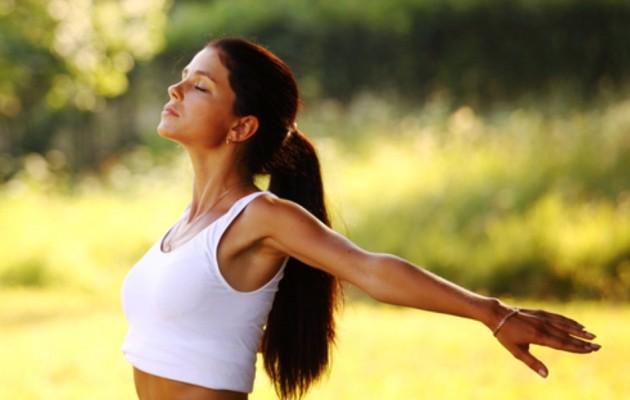 Μάθετε πώς πρέπει να αναπνέετε όταν γυμνάζεστε