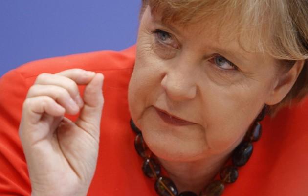 """Μέρκελ: """"Εάν η Ελλάδα είχε φύγει από την ευρώ τότε όλοι μας θα την ακολουθούσαμε"""""""