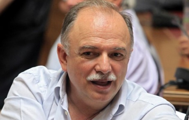 Παπαδημούλης: «Κόλαφος το σχέδιο πορίσματος του Ευρωκοινοβουλίου για Μνημόνιο και Τρόικα»