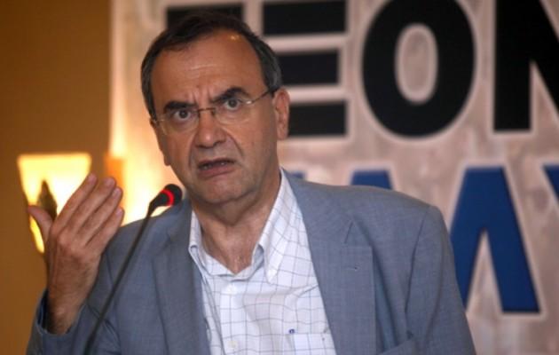 Στρατούλης: «Σήμερα χρειάζεται όσο ποτέ μία κυβέρνηση της Αριστεράς»