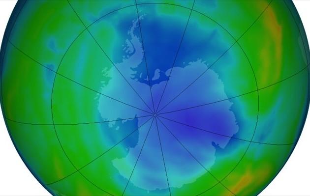 Η τρύπα του όζοντος δεν πρόκειται να κλείσει πριν το 2070