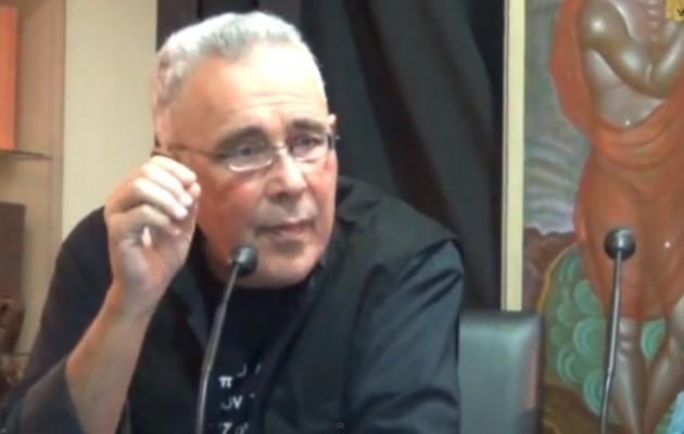 Κώστας Ζουράρις: «Σημίτης και Μπακογιάννη έπρεπε να βρίσκονται στον Κορυδαλλό»
