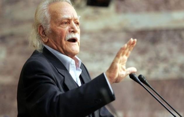 Θέμα στον ΣΥΡΙΖΑ με τις δηλώσεις Γλέζου