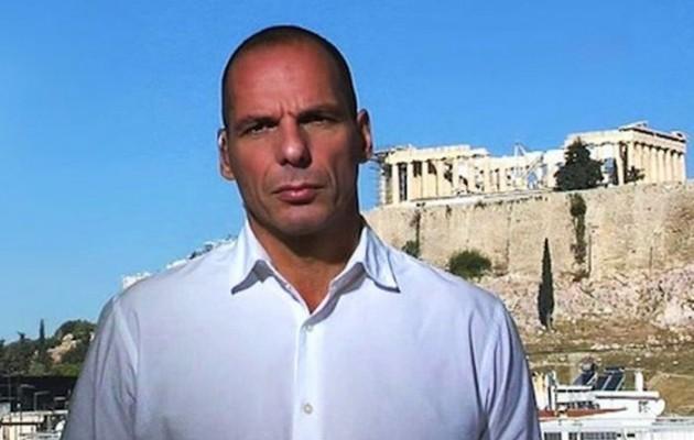 Βαρουφάκης: Γιατί η ΕΚΤ θα βγάλει την Ελλάδα εκτός της ποσοτικής χαλάρωσης