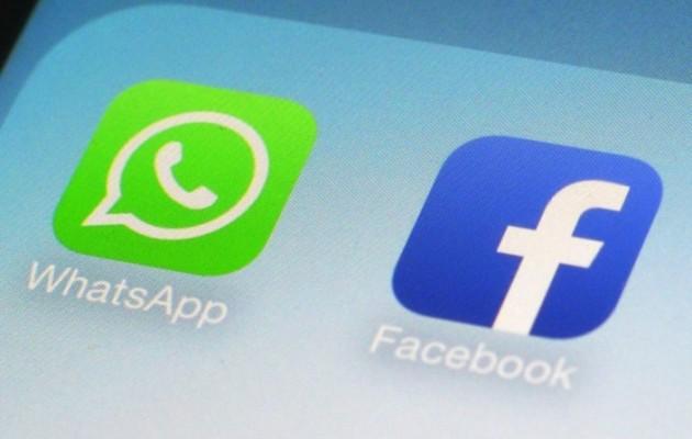 Facebook: 16 δισ. δολάρια για την υπηρεσία μηνυμάτων WhatsApp