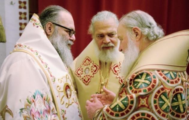 Καταδίκασαν τη βία οι Πατριάρχες Αντιόχειας και Ρωσίας