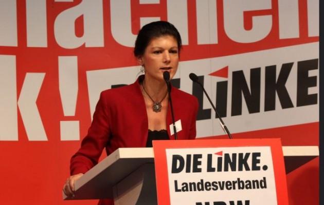 "Die Linke: ""Συνήγορος των Ελλήνων εκατομμυριούχων η γερμανική κυβέρνηση"""