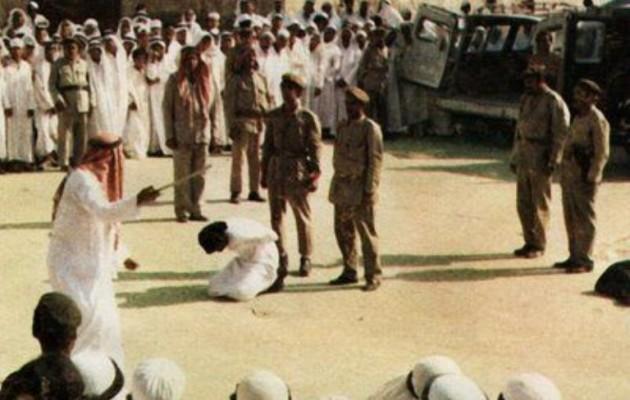Σήμερα ο 10ος αποκεφαλισμός από την αρχή του έτους στη Σαουδική Αραβία