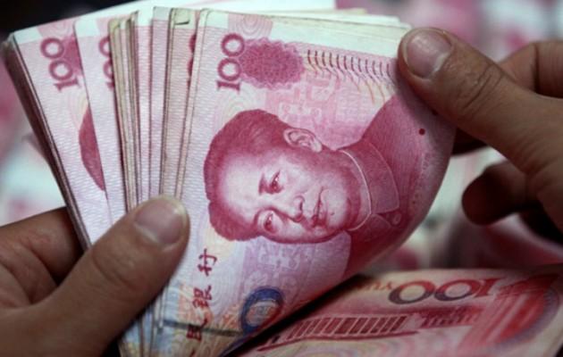 «Βυθίστηκε» το κινεζικό γιουάν σε επίπεδα που είχαμε να δούμε από τον Μάιο του 2008