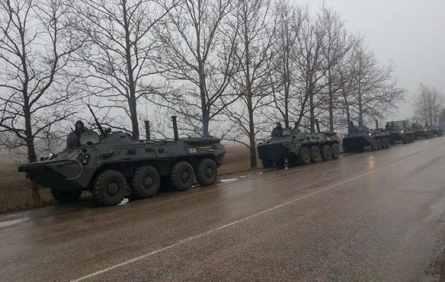 Η Δούμα έδωσε την άδεια στον Πούτιν να επέμβει στην Ουκρανία