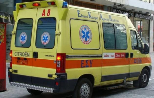 Αυτοκίνητο παρέσυρε 77χρονη στην Καλαμαριά