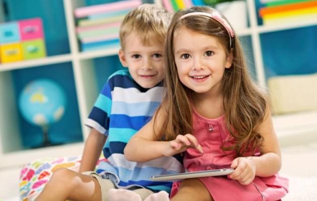 Παιδικές εφαρμογές για tablet