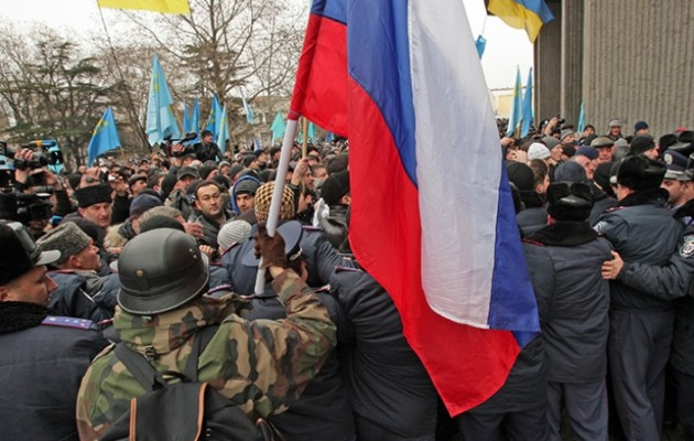 """""""670.000 Ουκρανοί πρόσφυγες ήρθαν στην Ρωσία"""""""