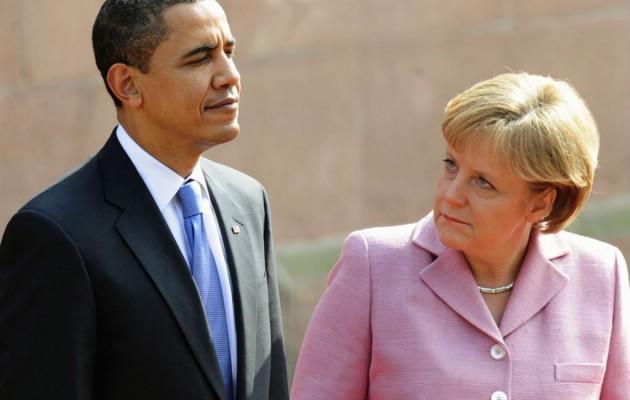 Bild: «Οι ΗΠΑ αύξησαν τις παρακολουθήσεις Γερμανών αξιωματούχων όταν σταμάτησαν με τη Μέρκελ»