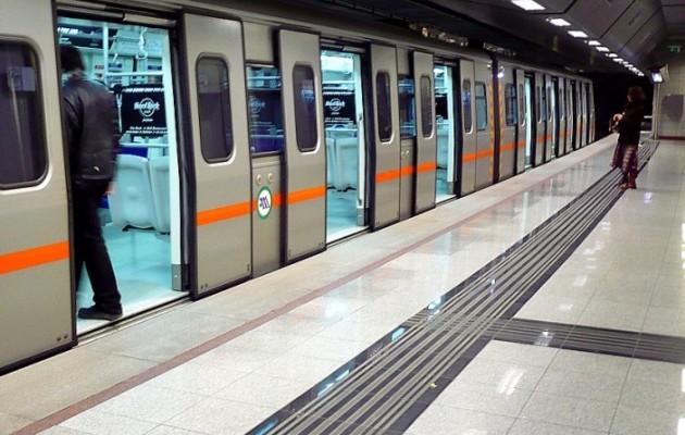 Χωρίς δρομολόγια προς το αεροδρόμιο το Μετρό