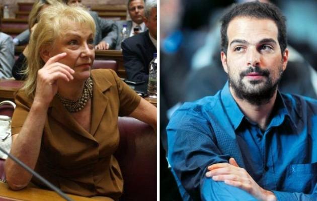 """Πυρά Πιπιλή κατά Σακελλαρίδη: """"Αν θέλει να κατέλθει δήμαρχος ομάδων των Εξαρχείων να μας το πει"""""""