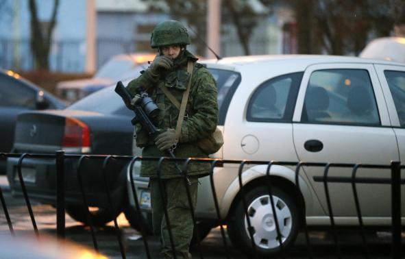 Ο Πούτιν ζήτησε από την Άνω  Βουλή την άδεια να στείλει στρατό στην Ουκρανία