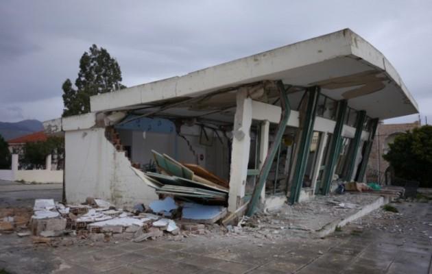 Ακίνητα: Επιτακτική ανάγκη η ασφάλισή τους έναντι σεισμού