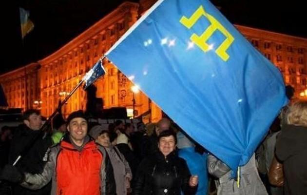 Επιστρατεύθηκαν και Τάταροι ισλαμιστές για να φέρουν τη… δημοκρατία στην Ουκρανία