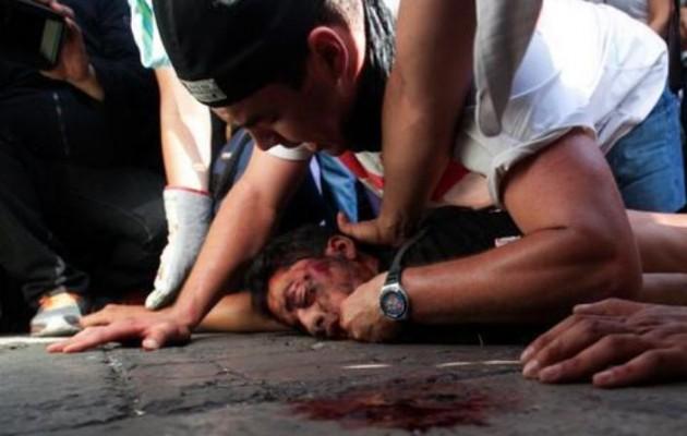 Αιματηρές διαδηλώσεις στη Βενεζουέλα