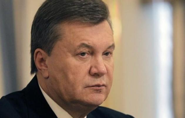 Καταζητούμενος για μαζική δολοφονία ο Γιανουκόβιτς