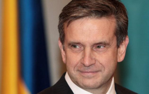 Η Ρωσία ανακάλεσε τον πρεσβευτή της στο Κίεβο