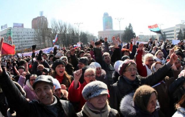 Δεν θα αναγνωρίσουν την προσάρτηση της Κριμαίας στη Ρωσία οι ΗΠΑ