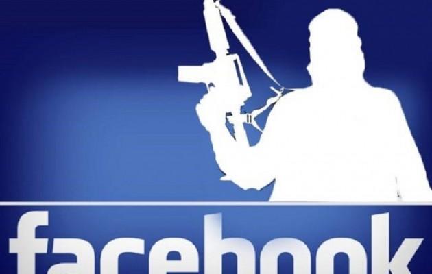 """""""Ακατάλληλες"""" κάτω των 18 οι αναρτήσεις με όπλα στο facebook"""