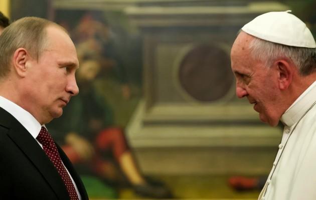 Ο Πούτιν, ο Πάπας και ο Σνόουντεν είναι ανάμεσα στους υποψηφίους για το Νόμπελ Ειρήνης 2014