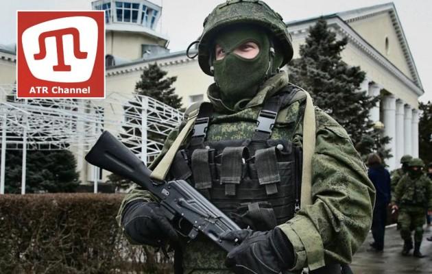 LIVE: Ζωντανή μετάδοση από την Κριμαία