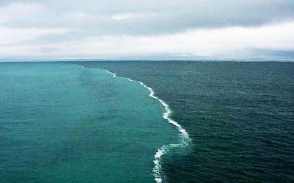 Δείτε το μοναδικό φαινόμενο της ένωσης δύο θαλασσών