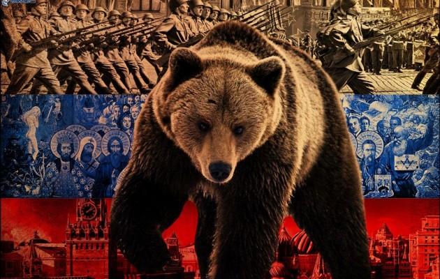 Σαν ξυπνήσει η «Αρκούδα» από τη νάρκη θέλει να φάει και να ζευγαρώσει