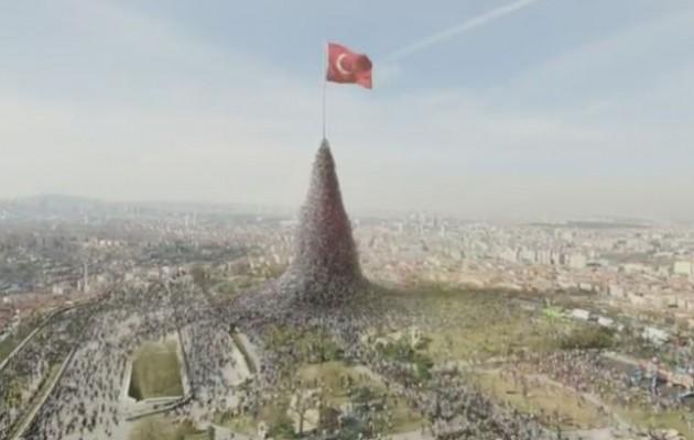 Δείτε τη διαφήμιση του Ερντογάν που απαγορεύτηκε στην… Τουρκία !