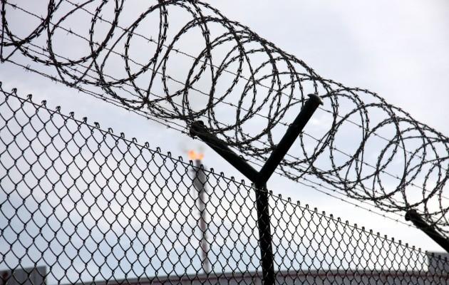 Εξέγερση στις φυλακές Τρικάλων – Ενας υπάλληλος τραυματίστηκε
