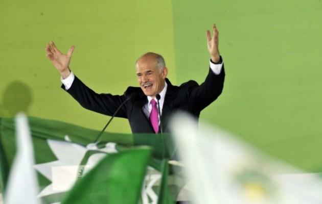 Δεν θέλει νέο κόμμα ο Γιώργος, θέλει πίσω το ΠΑΣΟΚ