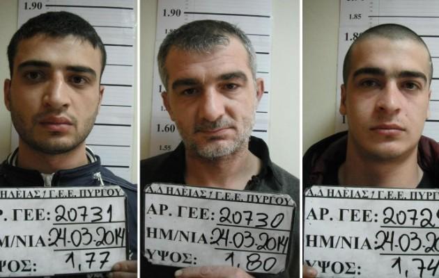 Συμμορία Γεωργιανών: Στα χέρια της Αστυνομίας μετά από 65 διαρρήξεις!