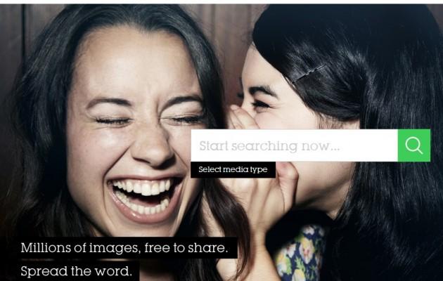 Η Getty Images διαθέτει 35.000.000 φωτογραφίες της για δωρεάν χρήση στο διαδίκτυο