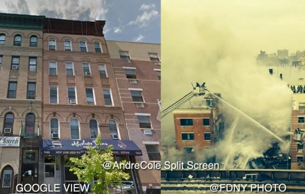 ΕΚΤΑΚΤΗ ΕΙΔΗΣΗ: Δύο κτίρια κατέρρευσαν στο Μανχάταν