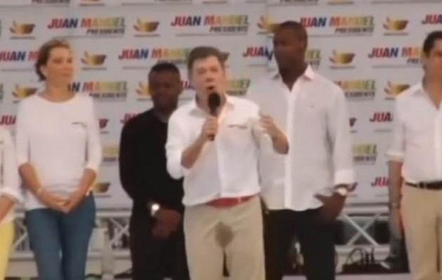 Τελικά ο Πρόεδρος της Κολομβίας «έβρεξε» το… παντελόνι του;