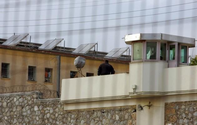 Διαμαρτυρία κρατουμένων για τις φυλακές υψίστης ασφαλείας