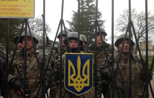 800 Ρώσοι στρατιώτες σημαδεύουν τους άνδρες της 36ης ουκρανικής Ταξιαρχίας