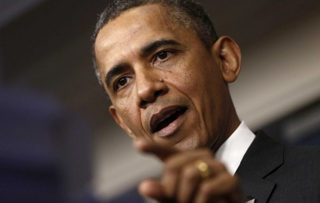 Μπαράκ Ομπάμα: Η Ρωσία παραβίασε το διεθνές δίκαιο επεμβαίνοντας στρατιωτικά στην Ουκρανία