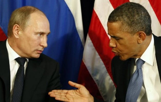 Ομπάμα: Δεν θα εμπλακούμε στρατιωτικά στην Ουκρανία