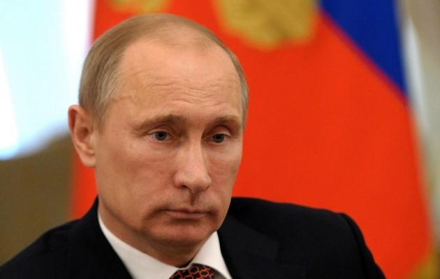 Πούτιν: Η χρήση βίας στην Ουκρανία θα είναι η τελευταία μας επιλογή