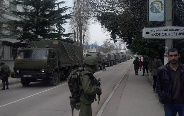 """""""Οι ακροδεξιοί του Δεξιού Τομέα ετοιμάζουν επιθέσεις κατά της Κριμαίας"""""""